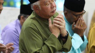 Photo of Sumpah laknat: Doa Najib diiringi doa netizen