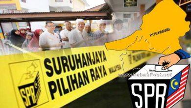 Photo of PRK Kimanis ujian getir Dr. Mahathir