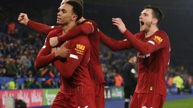 Photo of Liverpool belasah Leicester, Tottenham Man Utd makin rapat dengan Chelsea
