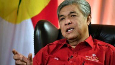 Photo of Presiden UMNO sekarang, bukan Presiden UMNO yang dulu