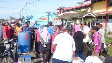 Photo of Air rasa kelat, loji rawatan di Kerian ditutup