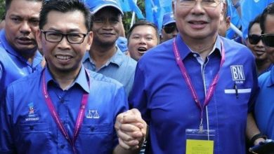 Photo of Najib akui bukan mudah di Kimanis