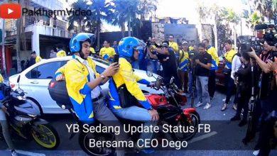 Photo of Dego Ride: Kerajaan perlu adil, penunggang wajib ada lesen PSV
