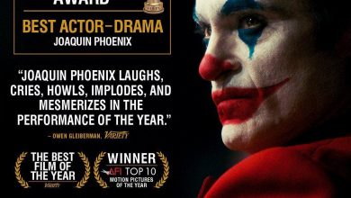 Photo of Joker filem terbaik Golden Globe 2020