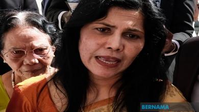 Photo of Permohonan wanita dakwa isteri Samy Vellu jadi pencelah didengar 18 Feb