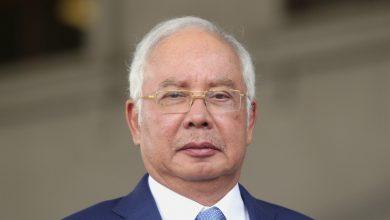 Photo of Najib tidak mahu kesnya digugurkan