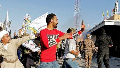 Photo of Rusuhan di Kedutaan Besar AS di Iraq