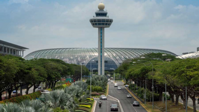 Photo of Menara kawalan Changi dikosongkan, 50 penerbangan tertunda
