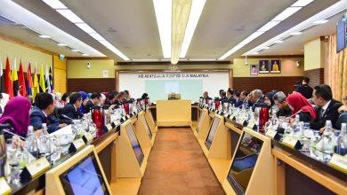 Photo of Dr. Mahathir mulakan tugas Menteri Pendidikan