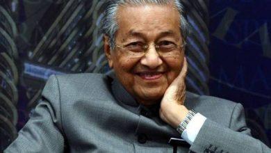 Photo of Dr. Mahathir berjaya dalam gagal
