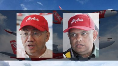 Photo of Tony, Kamarudin setuju lepas jawatan dua bulan