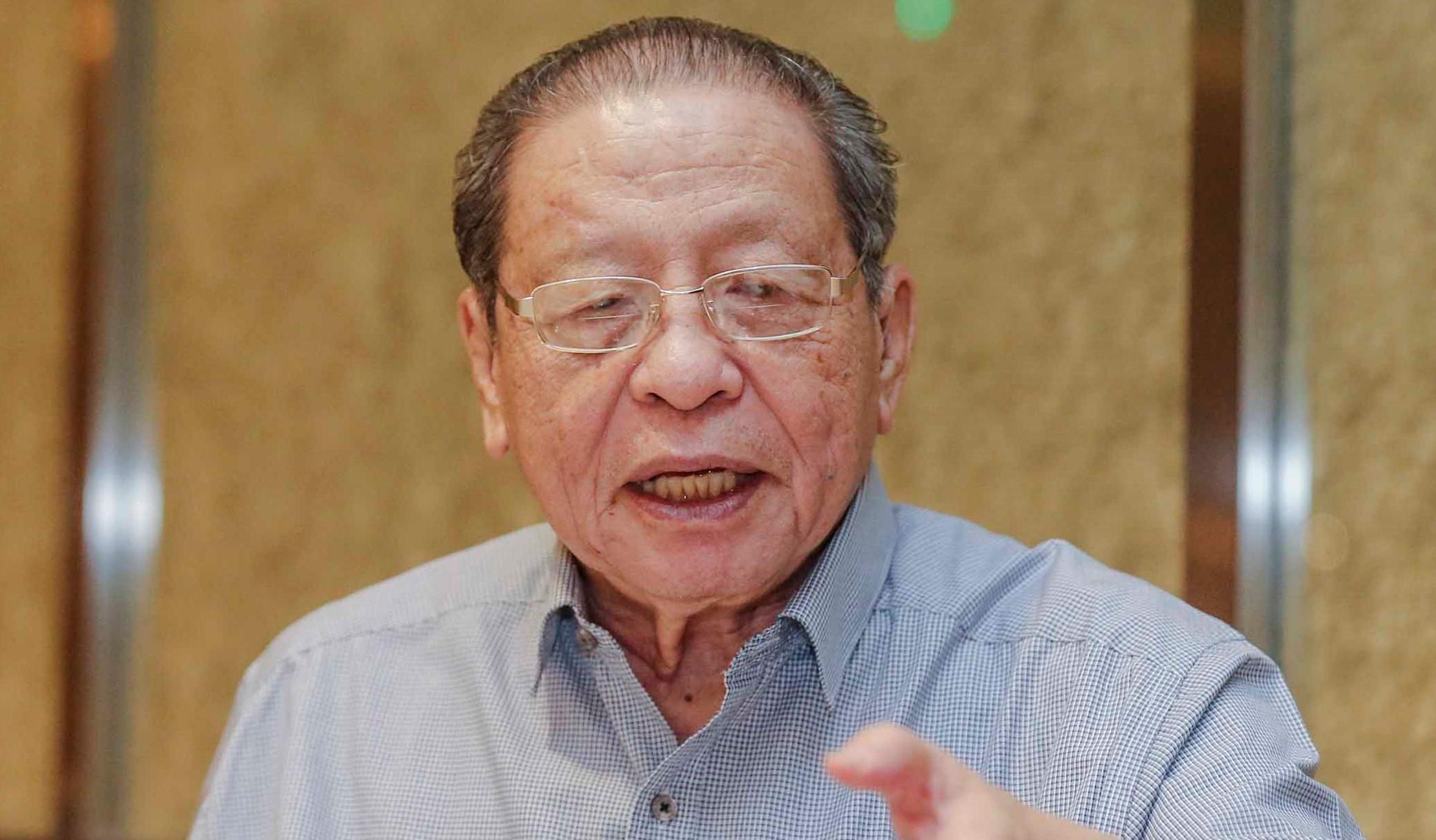 Lim Kit Siang