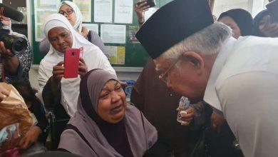 Photo of Najib ziarah keluarga Allahyarham Abam, doa roh dicucuri rahmat