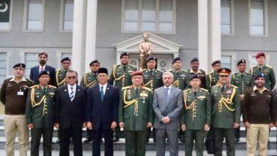 Photo of Anggota PALAPES perlu utama profesionalisme tahap tinggi – Raja Muda Perlis