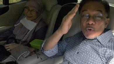 Photo of Saya  mahu ke kantor – Anwar
