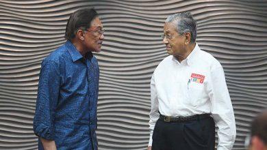 Photo of Anwar kalahkan Mahathir