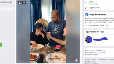 Photo of Sajat menangis mohon maaf, tanya adakah dia tidak layak pergi ke rumah Allah?