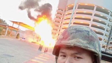 Photo of [TERKINI] 25 terbunuh, Korat bermandikan darah, anggota tentera mengamuk tembak orang  ramai