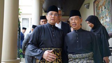 Photo of Azmin bersyukur perjuangan seminggu tubuh kerajaan baru berjaya