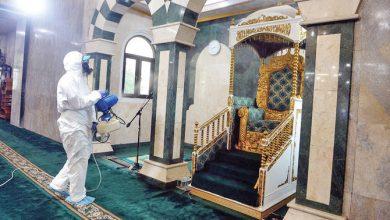 Photo of Covid-19: Indonesia lancar kempen nyah-jangkitan di masjid
