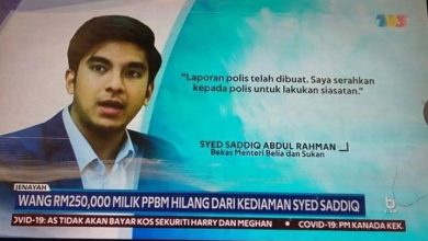 Photo of Syed Saddiq mahu TV3 mohon maaf, tajuk laporan jatuhkan imej,