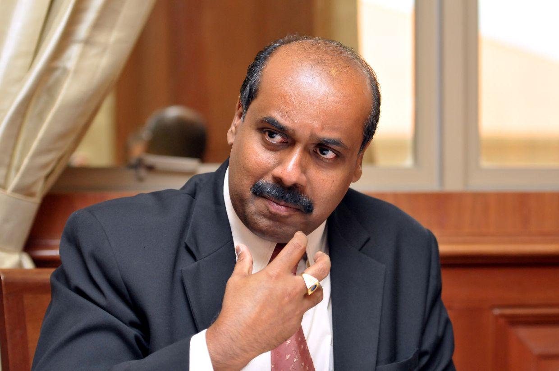 R Vidyananthan