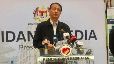 Photo of Hanya 10 kes baru Covid-19 di Malaysia