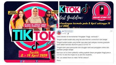 Photo of Pensyarah IPTS bidas Menteri KPT