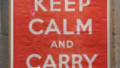 Photo of `Keep Calm and Carry On' – Kisah Benar