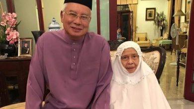 Photo of PKP: Tak dapat balik kampung, Najib telefon ibu ubat rindu