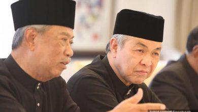 Photo of Air dicencang takkan putus…selepas Pas, bertautlah UMNO-BERSATU