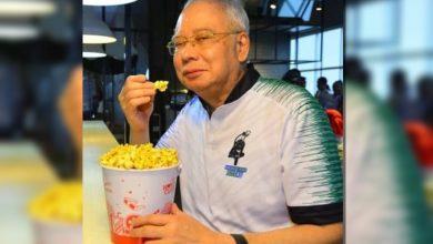 Photo of Badi Najib Razak, sumpah anak beranak