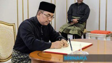 Photo of Muhammad Sanusi beri jaminan pemerintahan berhemah