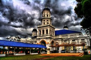 Sultan Johor.