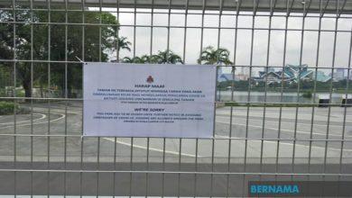 Photo of Taman Tasik Titiwangsa Kuala Lumpur ditutup sepenuhnya