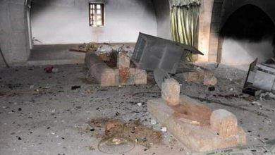 Photo of Askar upahan Syiah selongkar makam Umar Abdul Aziz