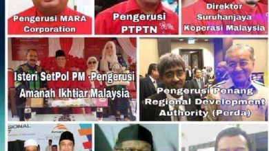 Photo of Mengapa DAP 'tak heboh' lantikan politik GLC era PH?