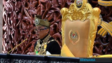 Photo of Agong nasihat jangan letak jawatan, namun Tun M tetap bertegas
