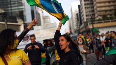 Photo of Presiden Brazil tak hiraukan Covid-19, berarak bersama penyokong