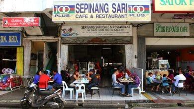 Photo of Pak Salleh boleh buka restoran mi kolok ikut SOP