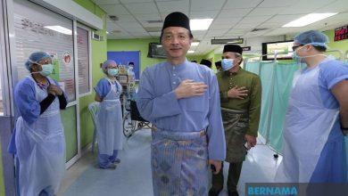 Photo of Pelitup muka: Kerajaan hanya galak, kalau diwajibkan boleh didenda RM1,000