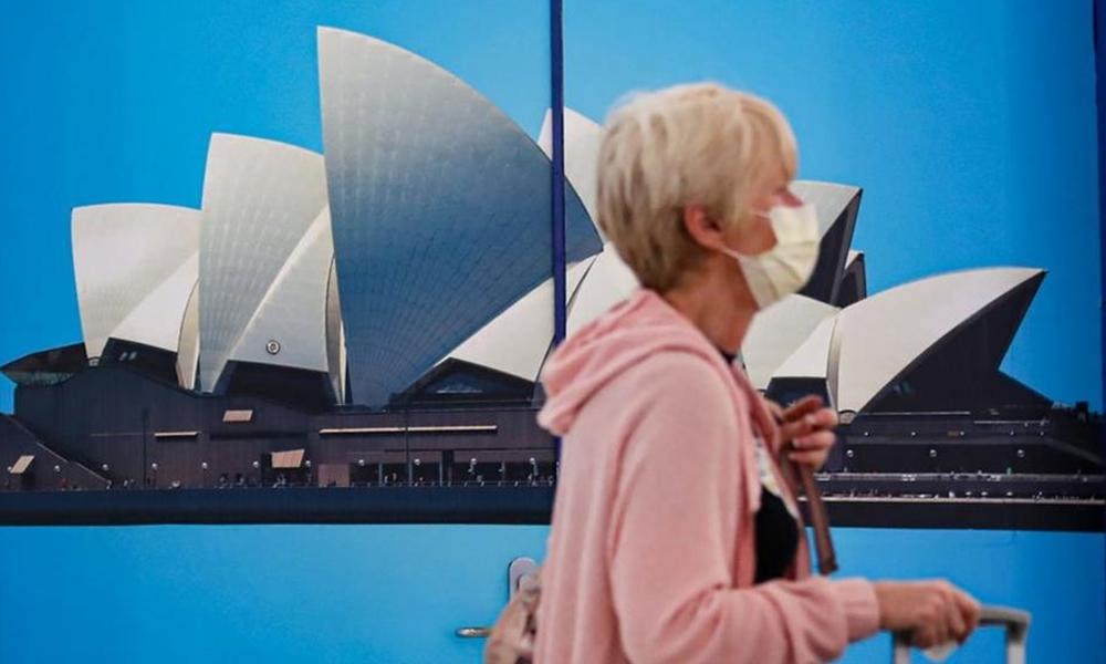MELANCONG AUSTRALIA