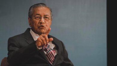 DR. MAHATHIR