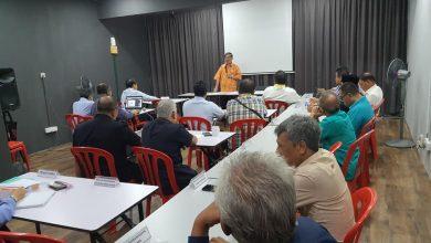 Photo of Mat Sabu, PDRM bincang tangani kemalangan maut di Kota Raja