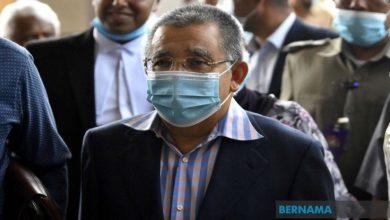 Photo of Isa Samad diperintah bela diri 9 pertuduhan rasuah