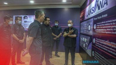 Photo of Perdana Menteri lancar papan pemuka digital dibangunkan oleh LAKSANA
