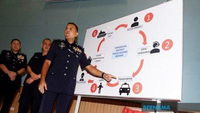 Photo of 18 anggota pasukan keselamatan disyaki terlibat sindiket jenayah ditahan