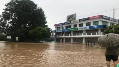 Photo of Banjir: Lima daerah di Sabah terjejas