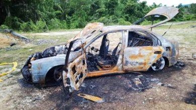 Photo of Kes bakar kereta wanita disangka mabuk: 3 ditahan