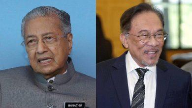Photo of Bila Dr Mahathir tanya Anwar…alahai! sudah gaharu cendana pula